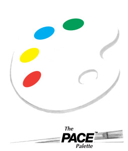 The Pace Palette